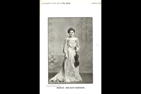 Marie Soldat-Roeger